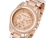 Michael Kors Blair Rose Gold Chronograph